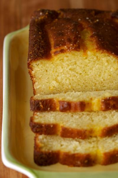 Orange Yogurt Bread 2