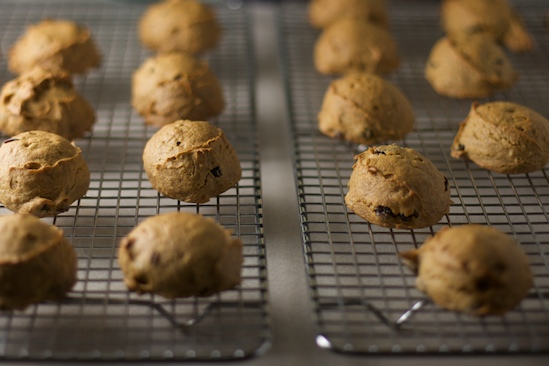 Persimmon Cookies Recipe | pinchmysalt.com