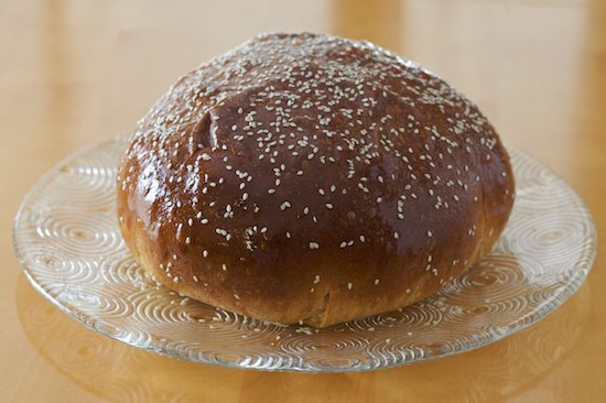 Glazed and Seeded