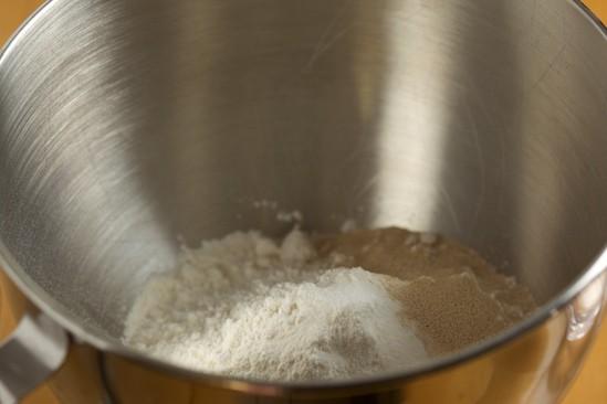 Flour, Yeast and Salt