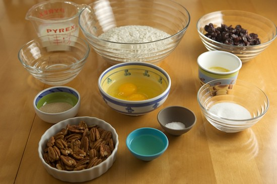 Celebration Bread Ingredients