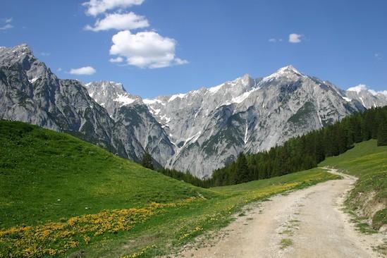 Near Innsbruck, Austria