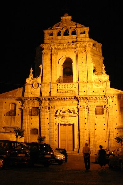 Caltagirone Church