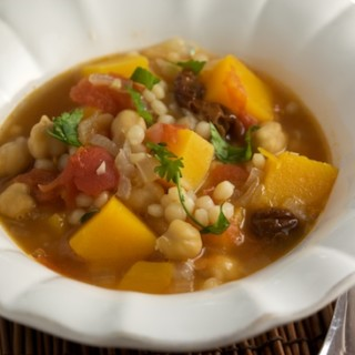 Butternut Squash and Chickpea Stew | pinchmysalt.com