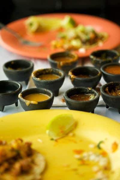 Salsa from Mama Testa Taqueria