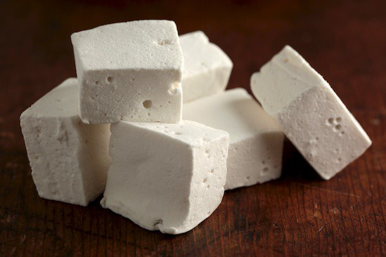 Homemade Honey Marshmallows