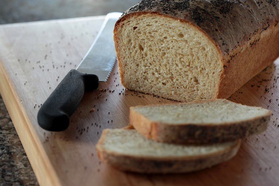 Sliced Multigrain Bread