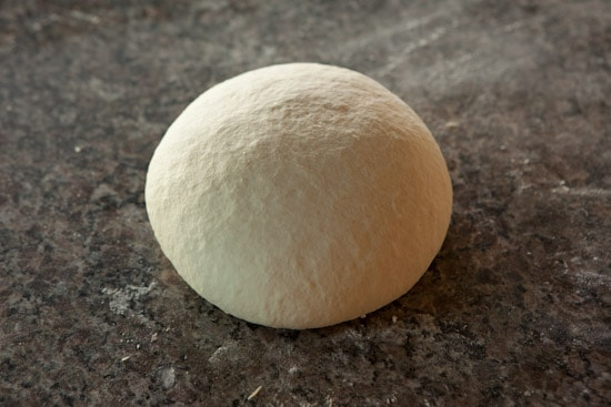 Fully Kneaded Dough for Pane Siciliano