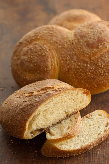 Sliced Pane Siciliano