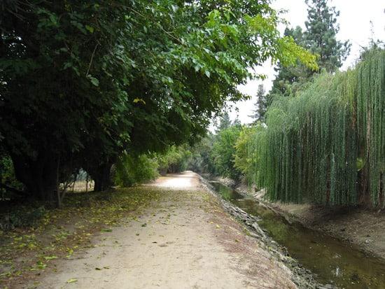 Fancher Creek Canal