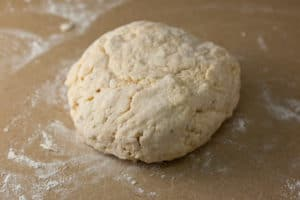 Kneaded Scone Dough