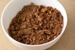 Cinnamon Cocoa Pecan Filling