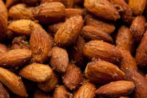 Chinese Five Spice Roasted Almonds