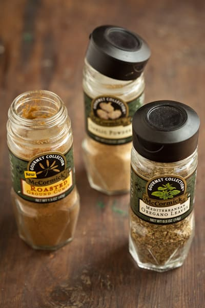 McCormick Gourmet Spices for Chipotle Ranch Dressing