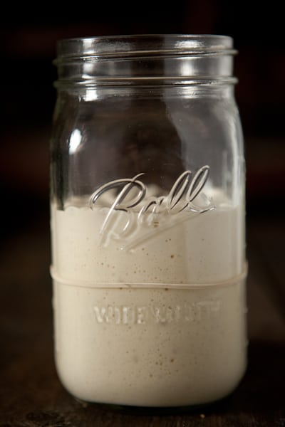 How to Make a Sourdough Starter