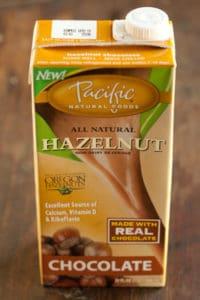 Pacific Foods Hazelnut Chocolate Milk