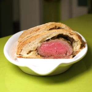 Sourdough Beef Wellington