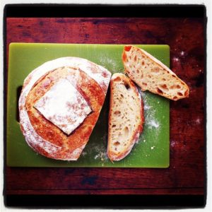 Tartine Country Loaf, Sliced