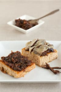 Short Rib Sandwich with Onion Marmalade
