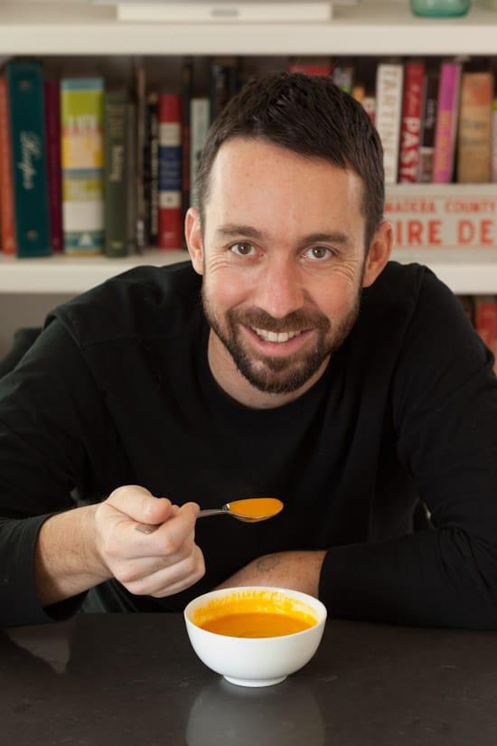 Carrot Tomato Chipotle Soup 8