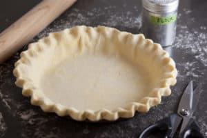 Fluted Pie Crust | pinchmysalt.com