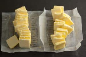 Butter for Sourdough Pie Crust | pinchmysalt.com