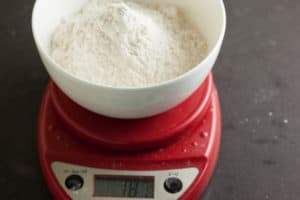 Flour for Sourdough Pie Crust | pinchmysalt.com